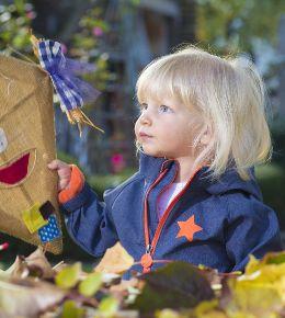 Herbstzeit – Bastelzeit